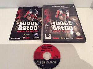 nintendo gamecube Judge Dreed Dreed Vs Death