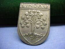 altes WHW Winterhilfswerk Abzeichen Wappen der Stadt LINDAU (11)
