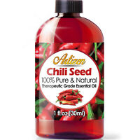 Artizen Chili Seed Essential Oil (100% PURE & NATURAL - UNDILUTED) - 1oz / 30ml