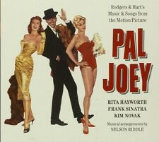 OST ORIGINAL SOUNDTRACK - PAL JOEY - DELUXE DIGIPACK CD NEW+