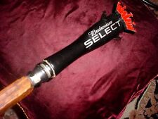 30% OFF BUDWEISER SELECT BLACK TAP RUSTIC RIVED WALKING STICK