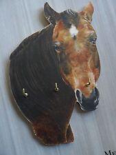 HORSE,WALL HANGING KEY RACK,