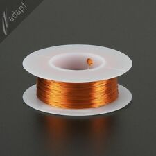 29 AWG Gauge Magnet Wire Natural 313' 200C Enameled Copper Coil Winding