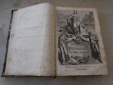 Dictionnaire de la révolution française 1789-1799 Décembre-Alonnier Paris 1866