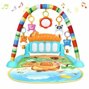 Lay&Play Premium Baby Gym Activity Floor PlayMat Play Mat Toys *Various Designs*