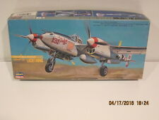 1988 HASEGAWA  LOCKHEED P-38 J/L LIGHTING MODEL 1/72-SCALE, F/SHIP NEW IN BOX!!
