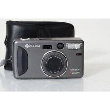 Kyocera Yashica T Zoom Kompaktkamera mit Carl Zeiss Vario Tessar 4,5-8/28-70 T*
