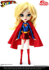 NEW Groove Pullip SDCC 2013 Supergirl Doll 31cm Official License P-099 US Seller