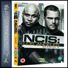 NCIS Los Angeles Season 9 - DVD Region 2