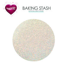 Rainbow Dust Sparkle Range - Non Toxic Food Contact Glitter - Hologram / Pastel