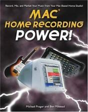 Mac Home Recording Power!