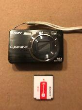 Sony Cyber-Shot DSC-W170 10.1MP Digital Camera W Battery