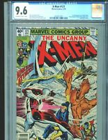 X-Men 121 CGC 9.6 OW/W pages 1st appearance of Alpha Flight Marvel 1979 $395!!!!