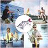 6 Segment Fishing Lure 10cm 17g Lifelike Wobbler Swimbait Crankbait Pike Bait