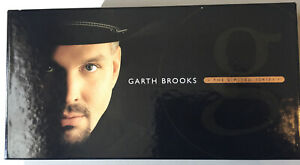 Garth Brooks The Limited Series 6 CD/DVD Collectors Box Set Sealed
