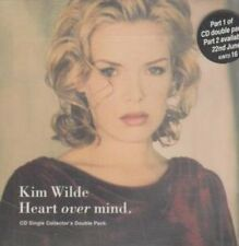 Kim Wilde Heart over mind (single collector's double pack, 1992) [Maxi-CD]