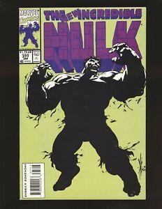 Incredible Hulk # 377 Third Print - 1st All-New Hulk Keown art Fine/VF Cond.