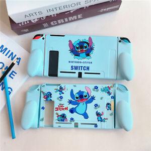 Cute Disney Cartoon Stitch Nintendo Switch Case Skin soft Shell Protective cover