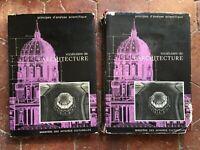 Vocabulario Arquitectura Metal Análisis Científica 2/2 Vol. 1972