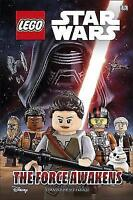 DK Reads LEGO Star Wars: The Force Awakens (DK Readers Level 4)-ExLibrary