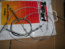 CLASIC MINI MK2, ELF, HORNET  HAND BRAKE CABLES     N.O.S.