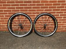 Campagnolo Shamal Ultra 2-way fit wheelset Campagnolo freehub Shimano compatible