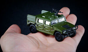 X CAR TOY 1/64 China DONGFENG Warriors Car ORV Paratrooper assault vehicle #87