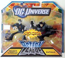Mattel Superman-Action - & Spielfiguren mit Original-Verpackung (ungeöffnet)