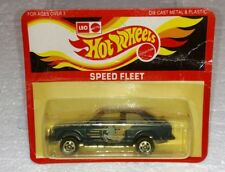 HOT WHEELS LEO INDIA SPEED FOR FORD ESCORT DARK NAVY UNPUNCHED BRAND NEW