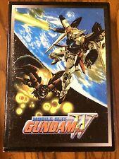 Gundam Wing 6 DVD Set, Japanese/English Dialogue w/ English Subtitles