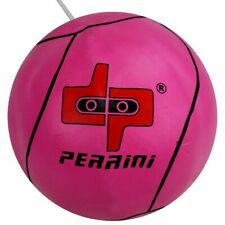 New Pink Tether Ball for Play Grounds & Picnics with Rope -