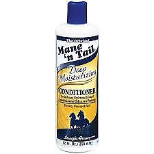 MANE 'N TAIL DEEP MOISTURIZING CONDITIONER 355 ML - COD FREE SHIPPING