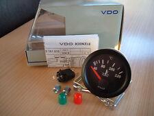 VDO Kühlwassertemperaturanzeige 40-120° 12V 52mm Cockpit Vision Opel Classic usw