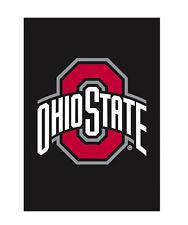 Ohio State University Athletics Silkscreen Fan Flag NCAA Licensed College