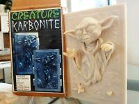 Star Wars 'Creature in Karbonite' resin model garage kit sculpture - YODA 1/6