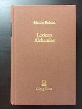 Ruland, Lexicon alchemiae, 1612 (1987) Reprint