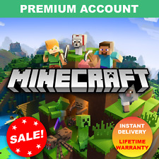 Minecraft Java Edition Account - INSTANT DELIVERY -✅Trusted✅