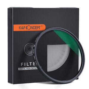 K&F Concept 77MM CPL Camera Lens Filter Circular Polarizer 18 Layer Multi Coated