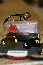 Ektelon Eyewear Speed / Black Frameracquetball Eye Protection / Multi Lens
