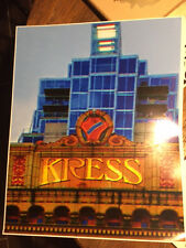 """Kress Building Tampa Florida 16""""x20"""" by Jost Houk Signed"""