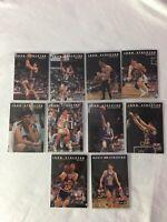 1992 Skybox John Stockton USA Basketball Complete Card Set #82-90 And Card 110
