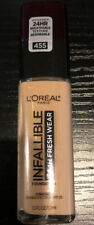 L'Oreal Infallible 24Hr Fresh Wear Foundation SPF 25 455 Natural Buff 20/21