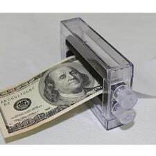 Close-Up Money Maker Magic prop Trick Dollar Printer Bill Printing Machine Gift