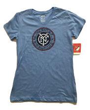 New York City Football Club FC Official MLS T-Shirt Girls YOUTH Size XL (14/16)