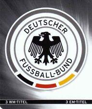 Rewe DFB Sammelkarten Fußball EM EURO 2012 Nr. 31 DFB Wappen NEUWARE 031