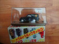 Brumm 1/43 Classic Fiat 500B Furgoncino Panel Truck Grey Diecast Car R45