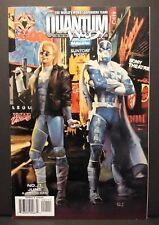 Quantum and Woody #1 NM+ 9.6 Painted Cover Variant Valiant Acclaim Comics 1997