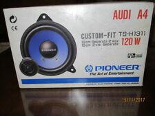 Casse altoparlanti auto TS-H1311 PIONEER 120W Custom AUDI A4 Bef.