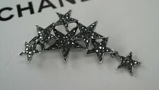 Vintage style Art Deco Jewellery SHOOTING STAR Pin BROOCH , Faux Marcasite