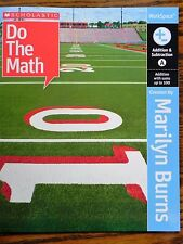 Do The Math Scholastic Addition & Subtraction A, Addition with sums up to 100